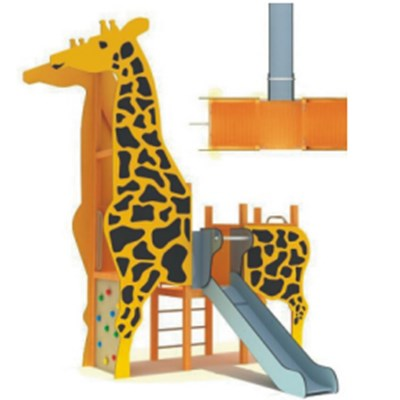 VH-PE The giraffe